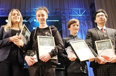 越南大学生获得国际音乐大赛三等奖
