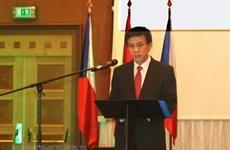 越南企业为促进捷克经济社会发展作出贡献