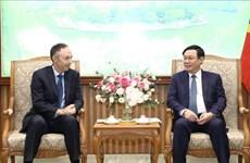 越南将为服务领域开放市场
