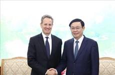 王廷惠副总理:欢迎美国企业对越南企业进行技术转让