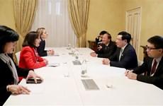 越南促进ASEM框架下的双边和多边合作