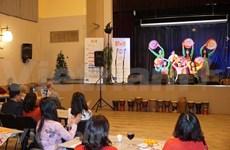 越南参加捷克多民族文化交流活动