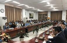 越南与日本应加强合作 致力于亚洲地区的和平与繁荣