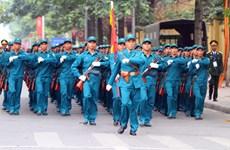 《自卫民兵法》将于2020年7月1日起在全国范围内统一实施