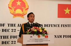 """越南全民国防是""""民享、民治、民有""""的国防"""
