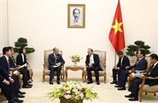 越南建议日本栃木县加强地方间合作