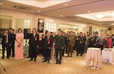 越南人民军建军75周年纪念活动在日本和西班牙举行