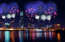 2020年元旦胡志明市将设立3个烟花燃放地点