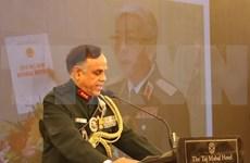 越南人民军建军75周年:印度与越南承诺共同维护东南亚地区安全与稳定