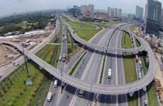 2020年越南将动工兴建的主要交通工程项目