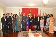 越南驻巴西大使:双边合作关系发展潜力有待挖掘