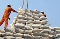 2019年前11月越南大米出口额呈现增长势头