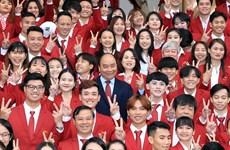 阮春福总理:越南体育为国争光