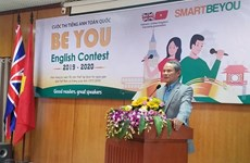 """Beyou English Contest 2019~2020""全国英文比赛启动"