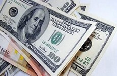 12月23日越盾对美元汇率中间价下调1越盾