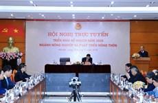 政府总理阮春福:2025年越南农业必须进入世界十大农产品出口国行列