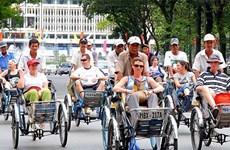 越南力争2020年国际游客到访量达2050万人次