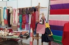 越南人社会生活中的丝绸纺织业
