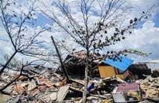 2019年印尼共发生3700起自然灾害