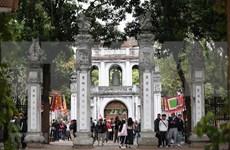 河内市接待国际游客量突破700万人次