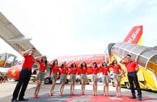 越捷航空公司开通胡志明市至芭堤雅直达航线