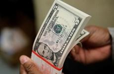 12月26日越盾对美元汇率中间价下调1越盾