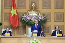 政府总理阮春福会见越南中小型企业代表团