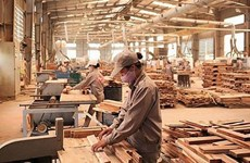 越南林产品和木制品出口位居世界第五