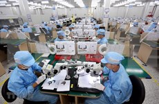 泰国媒体:越南成为世界各国投资商颇具吸引力的投资乐土