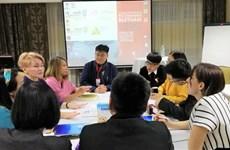 俄罗斯加强与越南的贸易促进活动