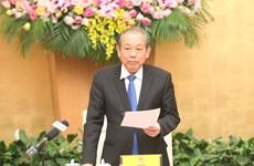 """张和平副总理:加大交通法制宣传教育力度打造""""安全文明司乘""""文化"""