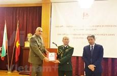越南在保加利亚介绍《国防白皮书》
