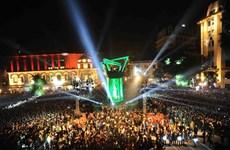 热闹非凡的多项迎新年活动将于31日晚在河内市还剑湖举行