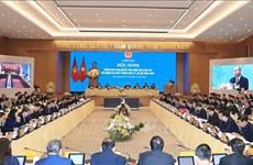 阮春福:越南的经济增长率名列地区乃至世界前茅