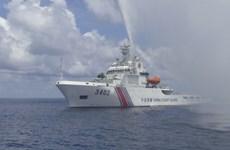 印尼抗议中国船只进入专属经济区