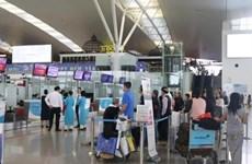 在2020年春节前中后内排国际航空港接待旅客人数可达130万人次