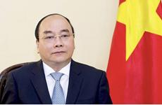 越南政府总理阮春福向东盟各国领导致新年贺信