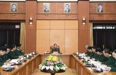 主动做好2020年东盟国防军事系列会议准备工作