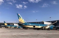 越航正式将波音787-10梦想飞机执飞上海至胡志明市航线