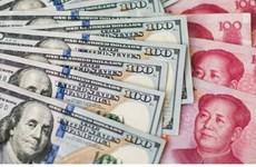 1月2日美元对越盾汇率中间价小幅下降 人民币汇率上升