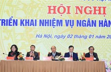 2020年越南国家银行力争将通胀率抑制在4%以下
