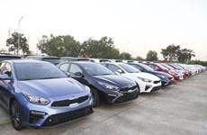 2020年THACO将向泰国和缅甸出口逾1000辆汽车