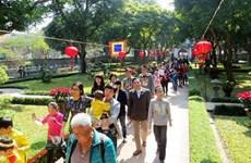 春节期间首都接待游客量预计将猛增