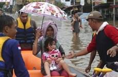 印度尼西亚采用人工干预气象技术预防洪水