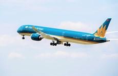 越航与美国达美航空公司建立联营合作