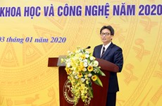 武德儋副总理:为科技创新活动营造更加宽松的环境