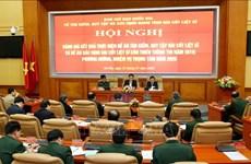 2019年越南全国共搜寻归宿1625具烈士遗骸