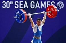 越南三名举重运动员有望获得2020年东京奥运会入场券