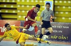 越南队力争在2020年亚洲室内五人制足球锦标赛取得佳绩