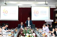 2020越南东盟文化社会共同体支柱第一次会议:各国高度评价越南的筹备工作
